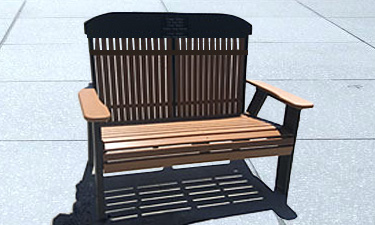 Order a Tribute Bench